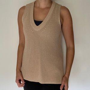 Massimo Dutti Knit Sweater Vest